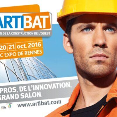 Exposition de la Construction à Rennes, France